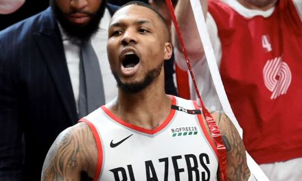 Damian Lillard Returns Fire On Shannon Sharpe For Criticizing his Contract