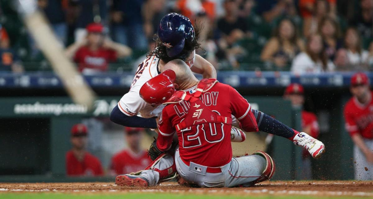 Jake Marisnick Suspended Two Games by MLB for KO'ing Jonathan Lucroy During a Collision at the Plate