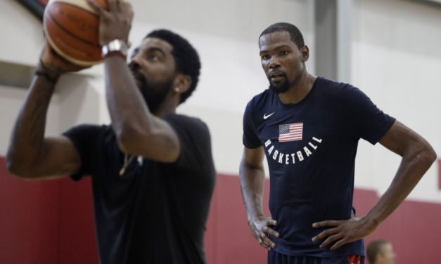 Kevin Durant and Kyrie Irving Reportedly Planned Nets Move for Months