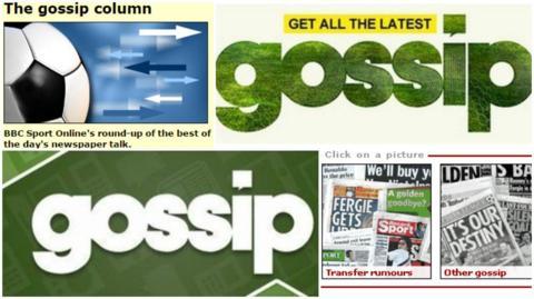 Gossip is an Indelible Part of Athletics