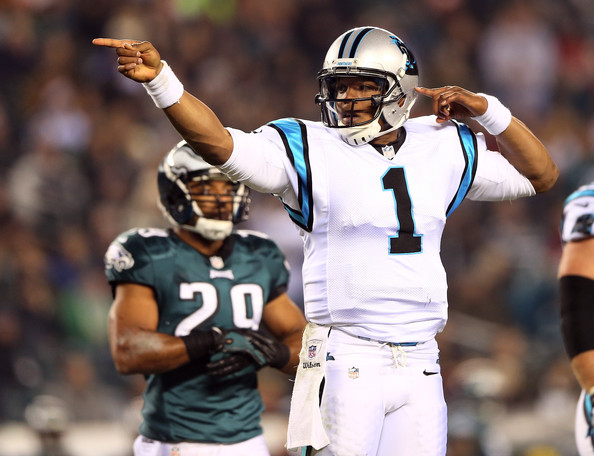Larry Fitzgerald's Ex Vacationing With Cam Newton?