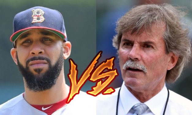 David Price Fires Back at Dennis Eckersley After Feud Reignited