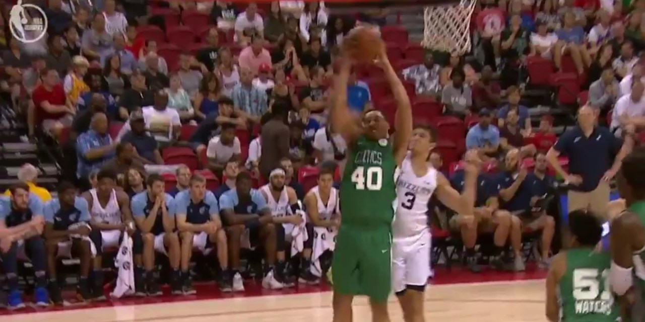 Grayson Allen Ejected from Summer League Game for Dirty Foul
