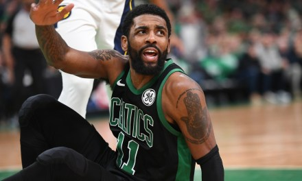 Boston Bruins Player Takes Shot at Kyrie Irving For Signing with the Nets