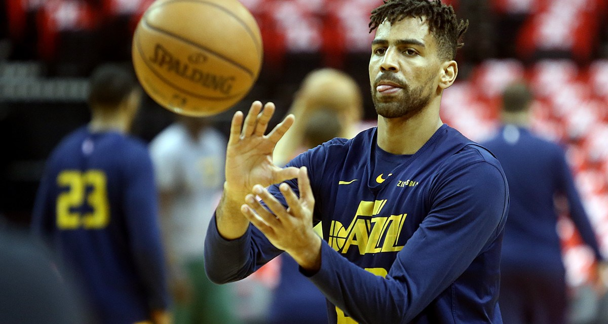 Thabo Sefolosha's Wife Doesn't Want Him to Re-Sign With the Jazz Because Utah is Too Conservative