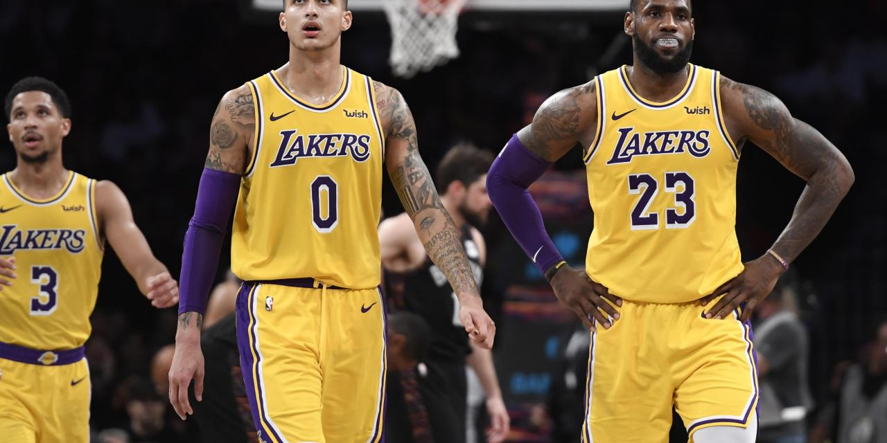 Kyle Kuzma Parts Ways With His Agents