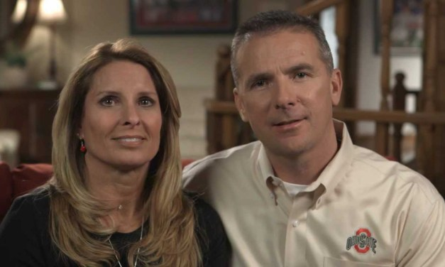Urban Meyer's Wife Responded to Jim Harbaugh's Criticism