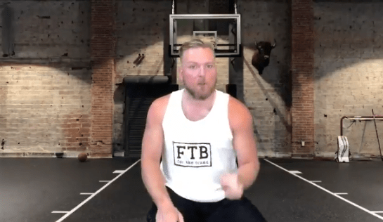 ESPN Hires Former NFL Punter Pat McAfee to a Multi-Year Deal as a Color Analyst for Thursday Night College Football Games