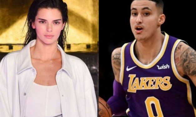 Kyle Kuzma and Kendall Jenner's Yacht Rendezvous Wasn't the First Time They've Hung Out