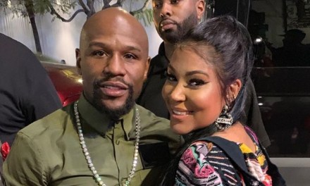 Love & Hiphop Star Claims Floyd Mayweather is Having an Affair With His Wife