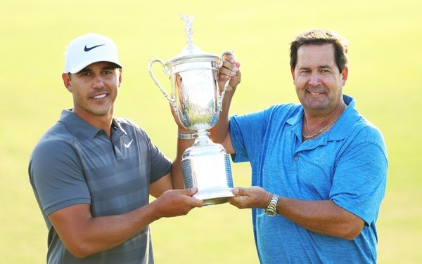 Brooks Koepka's Dad Takes a Swipe at His Son's Major Championship Dominance