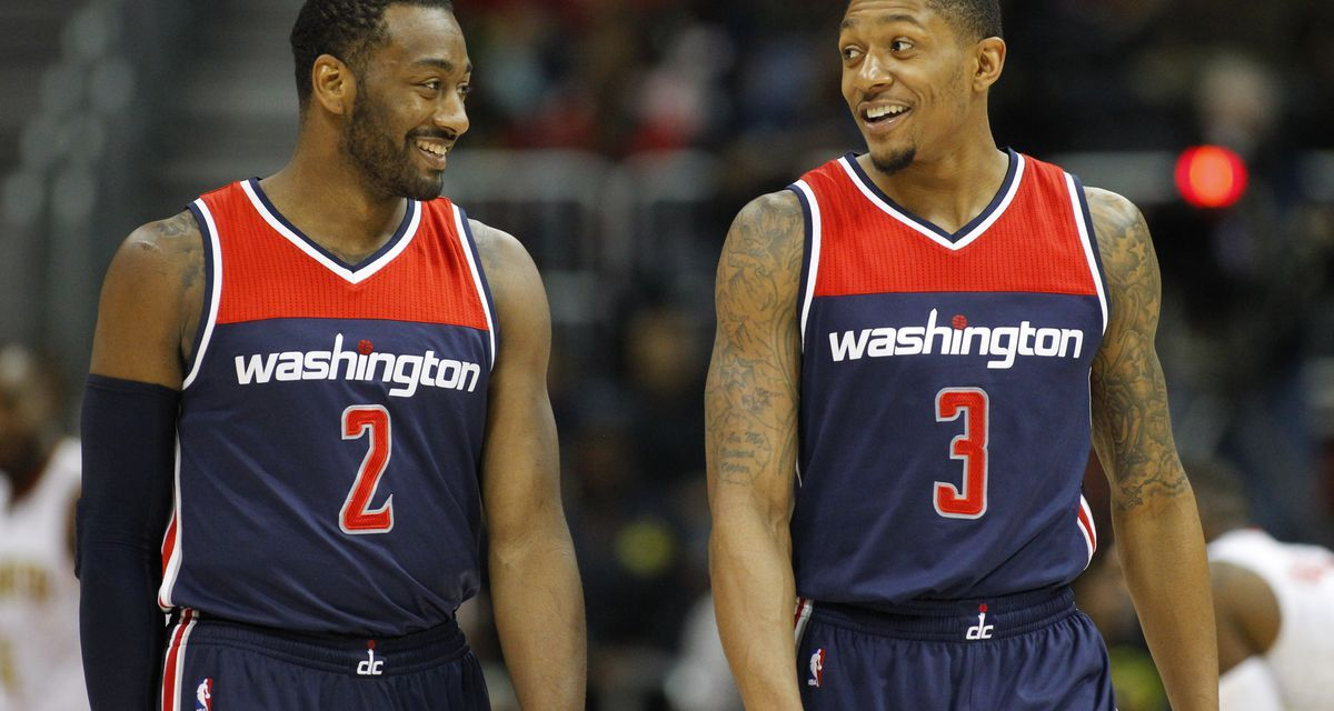 Heat Reportedly Interested in Forming a New Big Three by Adding Bradley Beal and John Wall