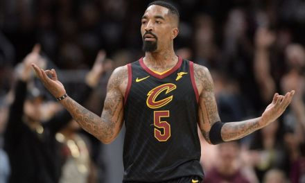 J.R. Smith is Unlikely to Sign With the Lakers After Being Released by the Cavs