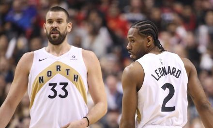 What Kawhi Leonard's Free Agency Decision Could Mean for Marc Gasol