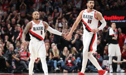 Damian Lillard Disputes Enes Kanter's Claim that the Blazers Gave Him Six Minutes to Re-Sign