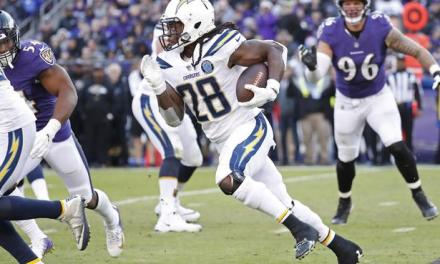 """Chargers RB Melvin Gordon Will Sit Out """"As Long As He Has To"""""""