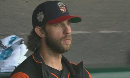"Madison Bumgarner Doesn't Give a ""Sh*t"" about Trade Rumors"