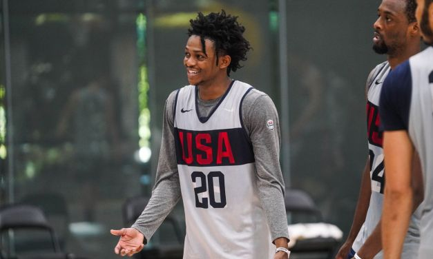 De'Aaron Fox Withdraws From Team USA To 'Focus on Making the Playoffs'