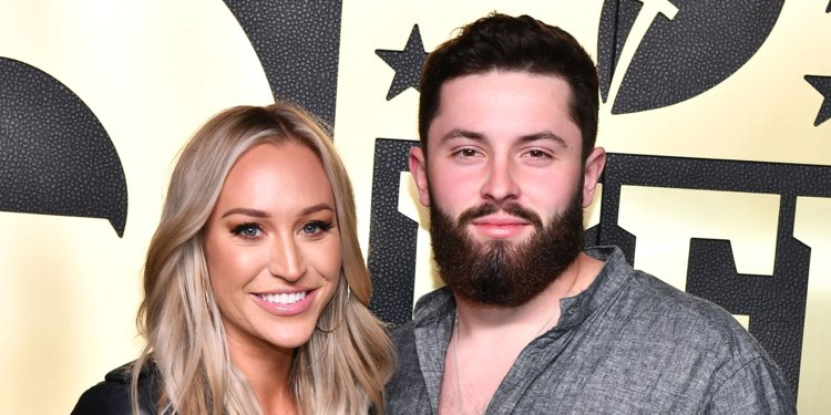 Baker Mayfield's Wife Weighs in On His Twisted Comments About Daniel Jones