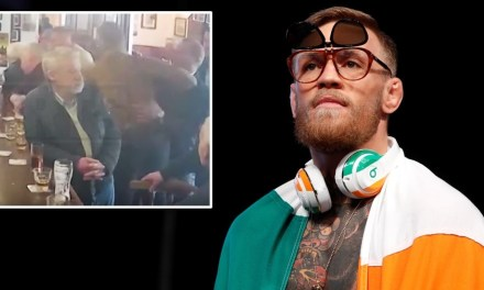 Dana White Responds To Conor McGregor Punching Elderly Man Video