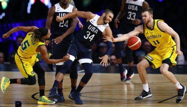Australia Stuns Team USA, Snaps 78-Game Streak