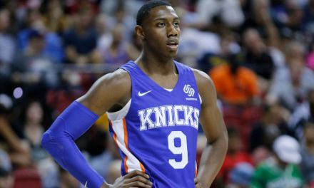 Knicks Rookie R.J. Barrett is Not Playing for Canada in the FIBA World Cup Due to a Calf Injury