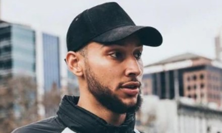 Ben Simmons Spotted Shopping After Supposedly Getting Rejected at Casino