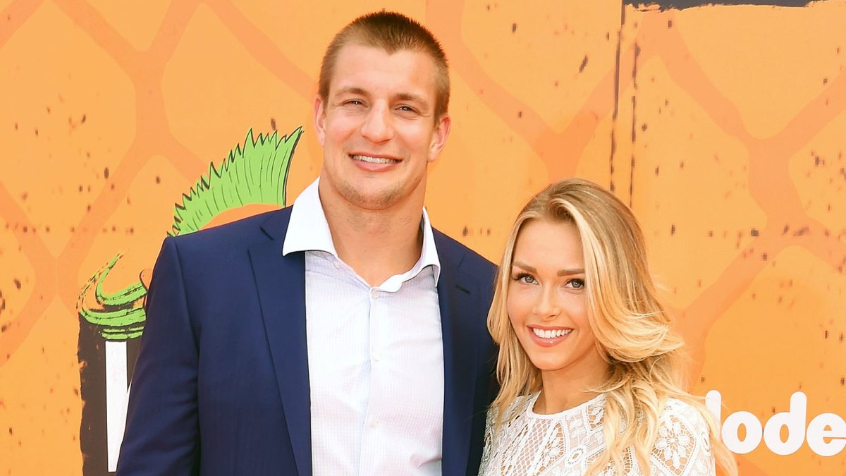 Rob Gronkowski and Girlfriend Rumored to be on Dancing with the Stars
