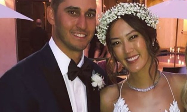 Golfer Michelle Wie Tied the Knot with Warriors Executive Jonnie West