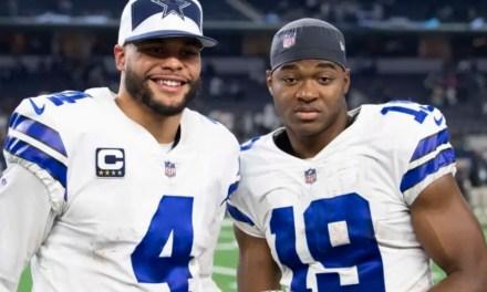 Former Cowboys Receiver Tells Dallas to Pay Dak Prescott His $40 Million a Season