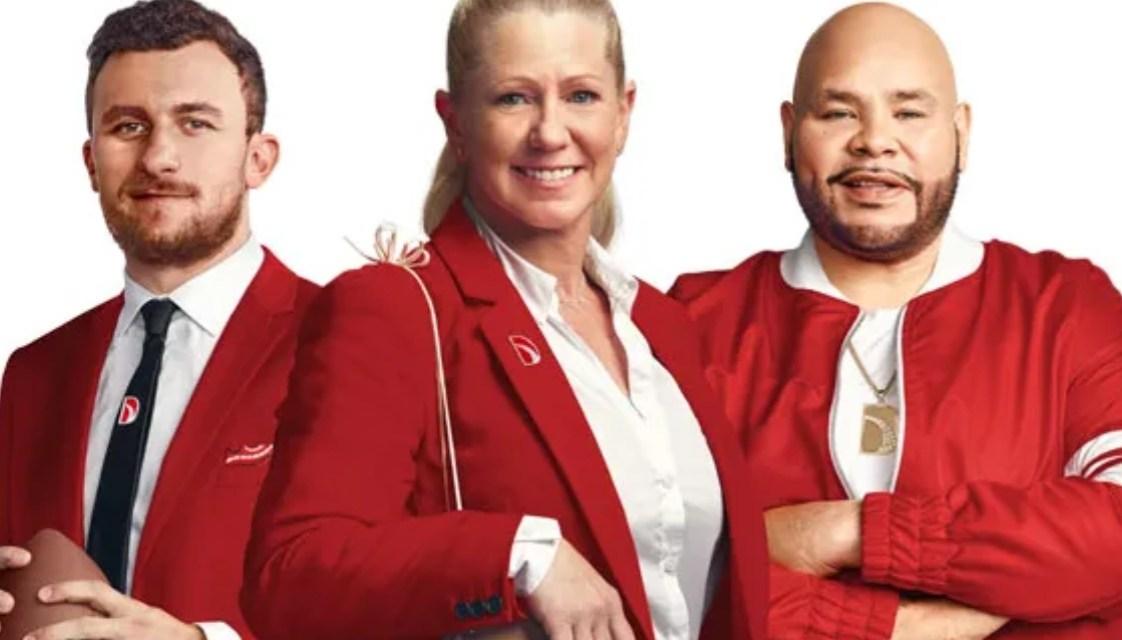 "Johnny Manziel, Tonya Harding, and Fat Joe Land ""Second Chances"" Direct Auto Insurance Campaign"