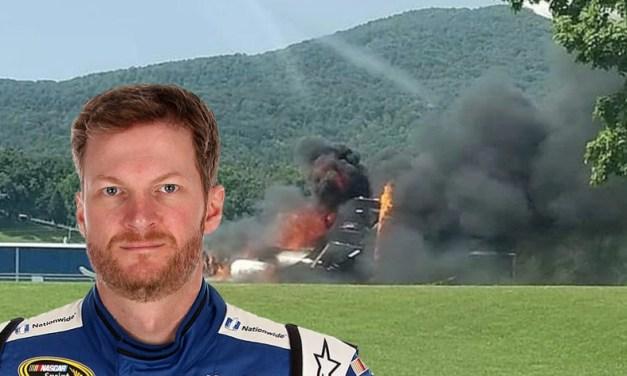 Dale Earnhardt Jr. Finally Talks About Surviving Fiery Plane Crash