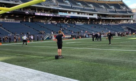 Packers and Raiders Preseason Game Being Played in Winnipeg Despite Field Condition Concerns