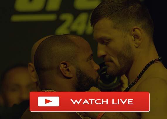 UFC 241 Live Stream Online Free Reddit TV Channel - Sports
