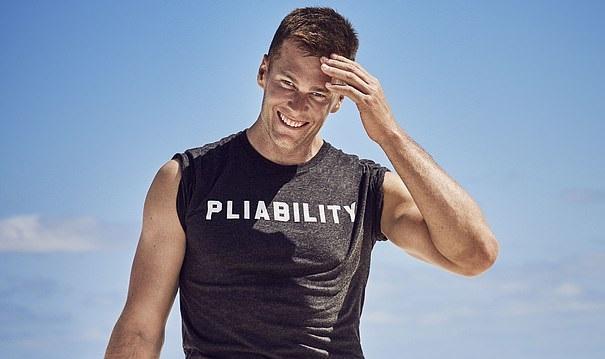 Tom Brady Says His Favorite Exercise is the B*tt Blaster