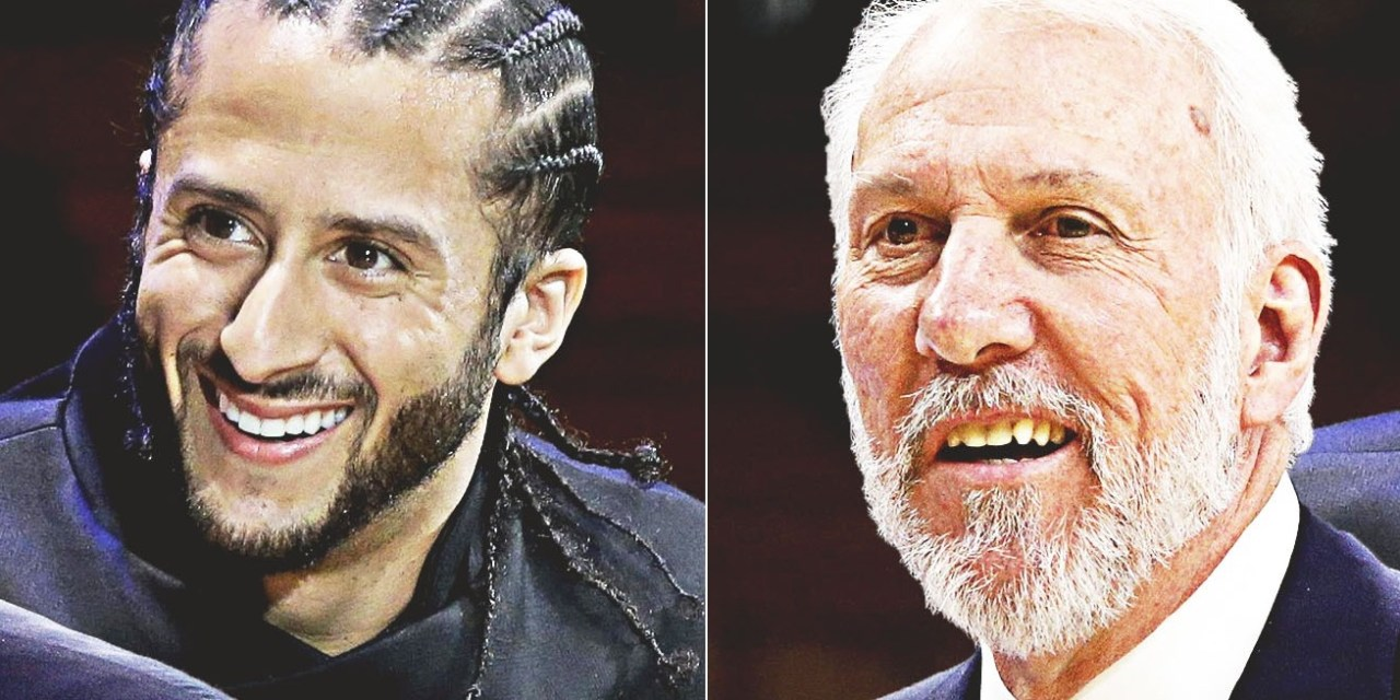 Gregg Popovich Throws His Two Cents In On Colin Kaepernick