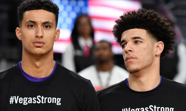 Kyle Kuzma Talks About his 'Special Relationship' with Lonzo Ball