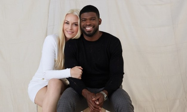 Lindsey Vonn Is Engaged to New Jersey Devils Hockey Player P.K. Subban