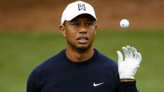 Tiger Woods Has Arthroscopic Surgery on Knee