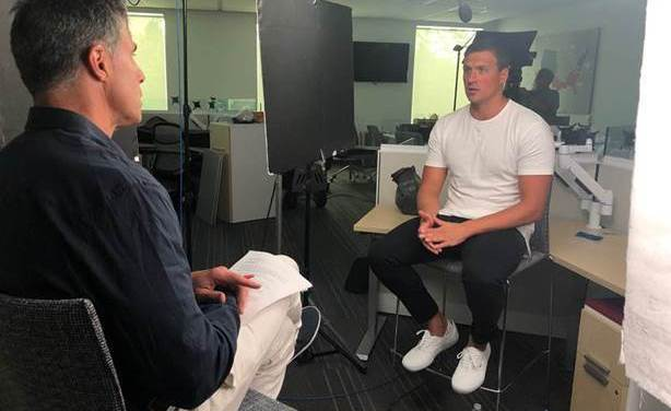Ryan Lochte Opens Up on Real Sports