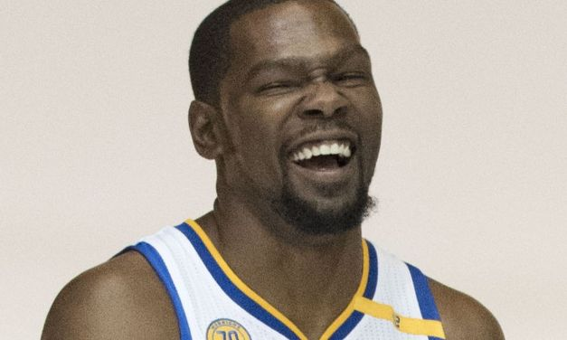 Kevin Durant Asked Warriors GM Bob Myers to Fly Out to New York So He Could Tell Him to His Face He was Leaving