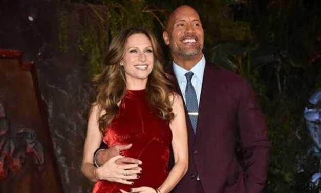 Dwayne Johnson Reveals Photos From Secret Wedding