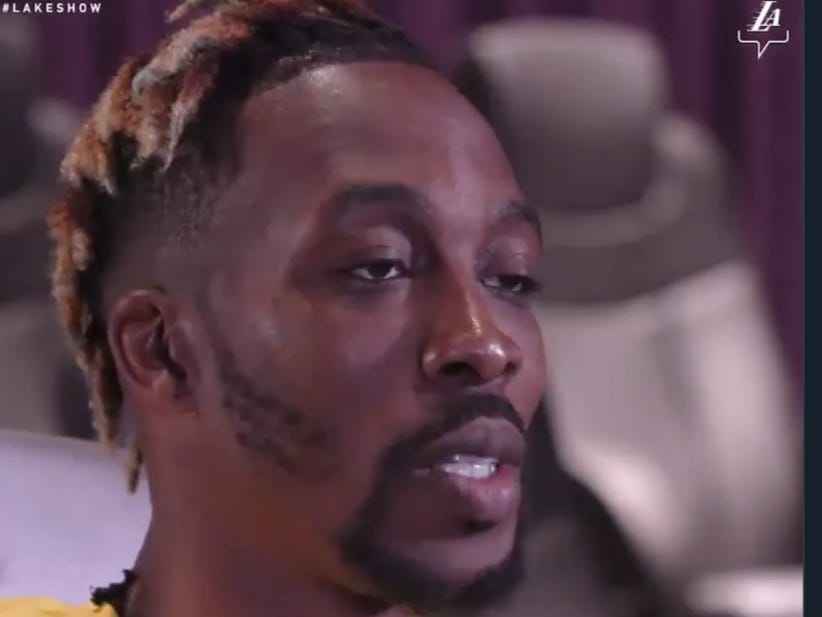 Dwight Howard Publicly Addresses Shaq and Kobe Bryant Teasing