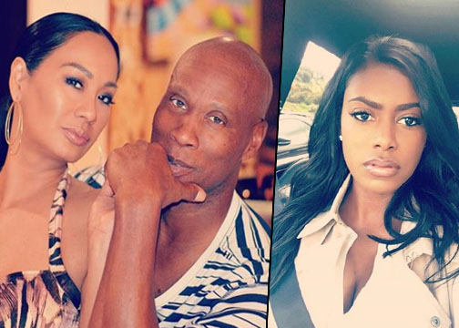 Byron Scott Trashes His Son And 'Basketball Wives' Star Kristen Scott