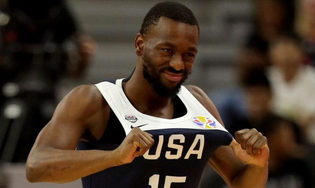 U.S. Basketball Maintains No. 1 Spot in FIBA Rankings After Loss