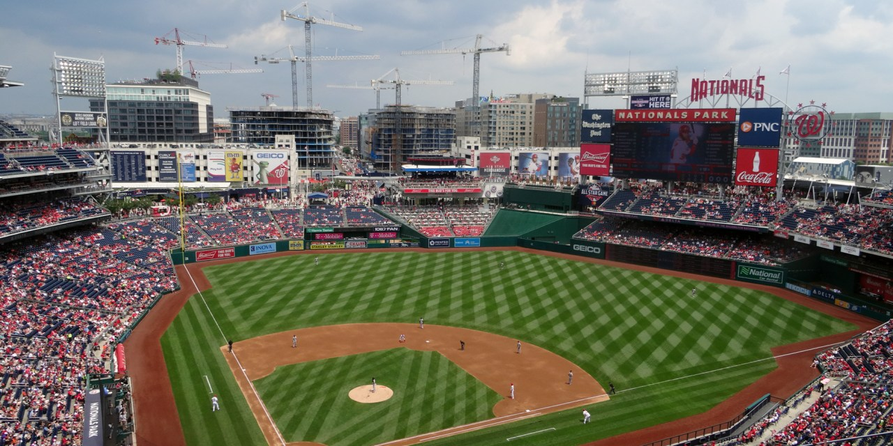 Man Says Wife Stabbed Him for Watching the Too Many Nationals Games