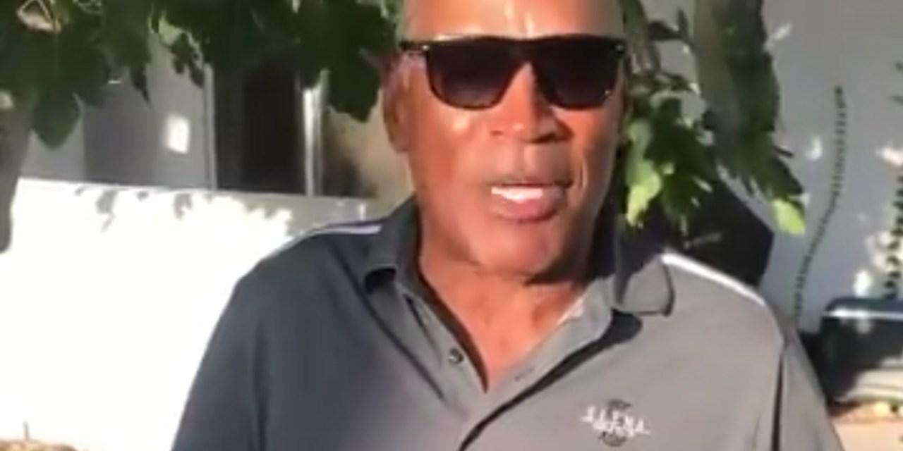 O.J. Simpson Hopes Antonio Brown Didn't Rape That Woman Because of Fantasy Football