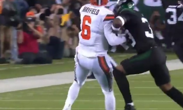 Jamal Adams Calls Out the NFL for $21k Fine for Hit on Baker Mayfield