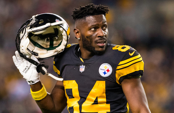 Antonio Brown's Attorney Releases a Statement Denying All Allegations