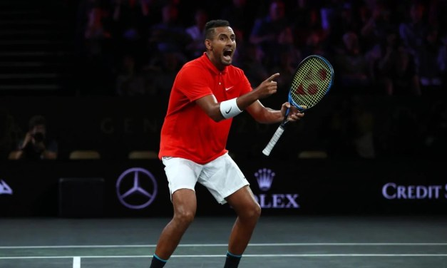 Nick Kyrgios Blames Loss on 'Hot Chick' in the Crowd